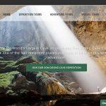 Oxalis web design desktop
